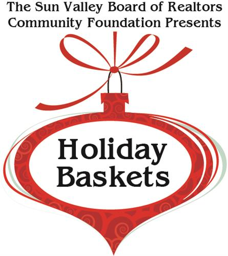 The Sun Valley Board of REALTORS Community Foundation has put on the Holiday Basket program for the last 13 years.