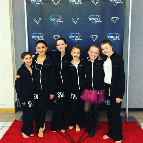 SVB Competition Team