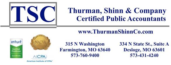 Thurman, Shinn & Company, CPAs