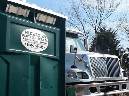 Mickey K's Portable Toilets
