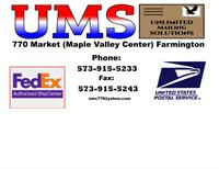Unlimited Mailing Solutions