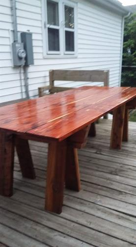 Custom Table made for Customer