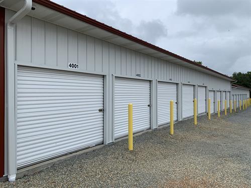10x10 Self Storage Units