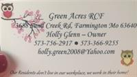 Green Acres Residential Care Facility, LLC