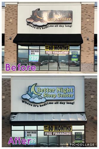 Updated faces - Better Night Sleep Center - Farmington, MO