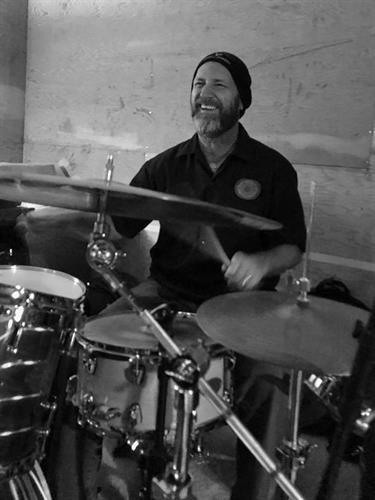Greg Edenfield - Engineer & Drummer