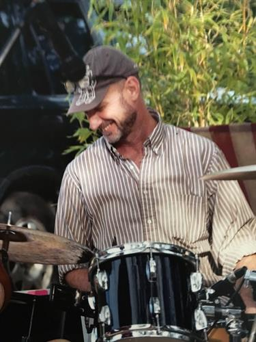 Greg Edenfield on Drums