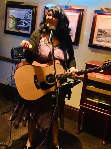 Kiki Wow Performed Every Saturday Night at Inn at the Spanish Bay in Pebble Beach