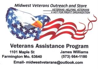 Midwest Veterans Outreach and Store