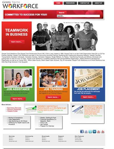 Gospel Truth Workforce - Comp