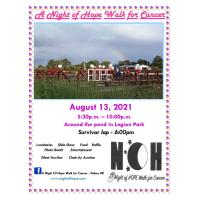 Night of Hope Walk for Cancer