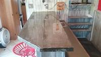 Barn Wood Bar Top
