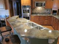 Epoxy Counter top