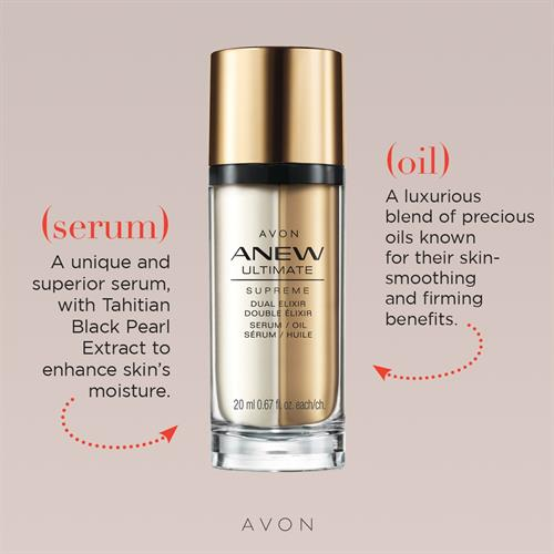 NEW - Anew Ultimate Supreme Dual Elixir