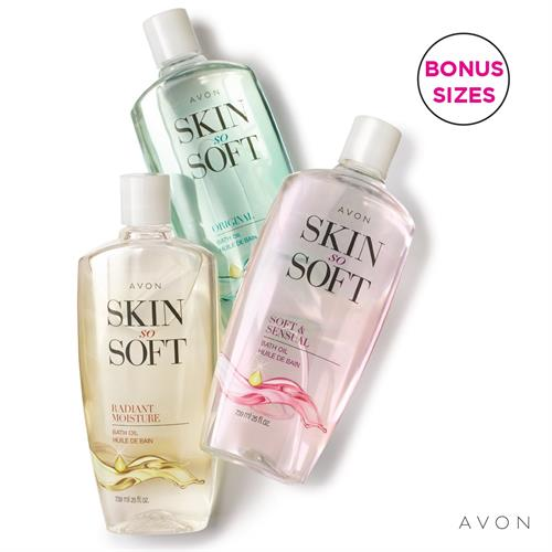 Skin So Soft - Our most iconic brand, with the quality and benefits you love.