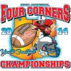 FOUR CORNERS REGIONAL FOOTBALL CHAMPIONSHIPS