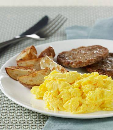 Free Hot Breakfast.