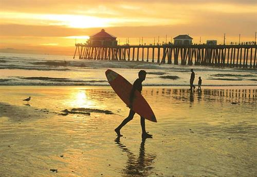 Huntington Beach.