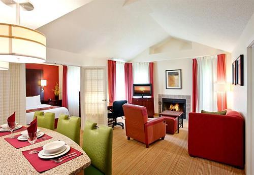 Two Bedroom Suite.