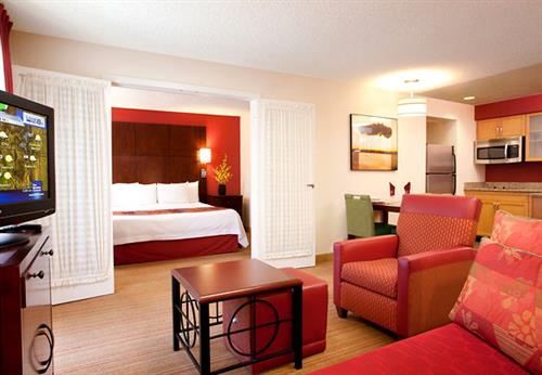 One Bedroom Suite.
