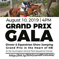 5th Annual Grand Prix Gala, benefitting Free Rein Foundation