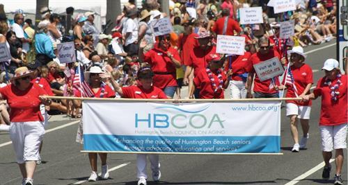 HBCOA July 4 Parade