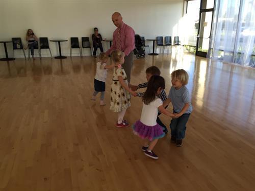 Kid's Dance classes
