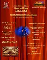 "HBSO Concert - ""STURM und DRANG: The Storm"""