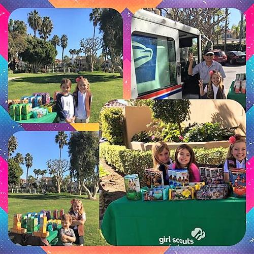 Seacliff Girl Scout