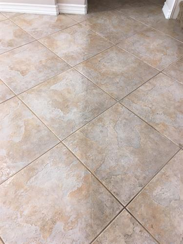 Before & After Tile