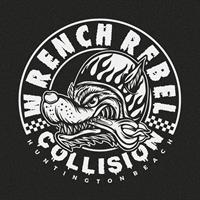 Wrench Rebel collision