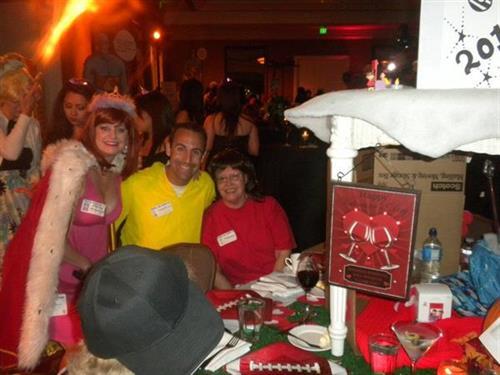 Chamber Annual dinner 2012