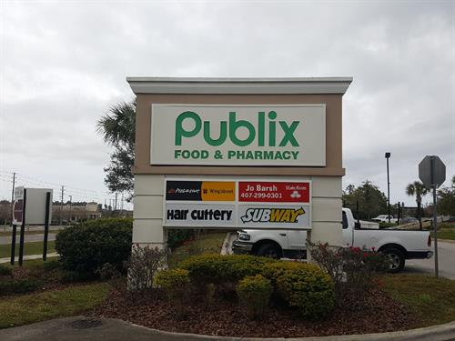Fountains West Publix