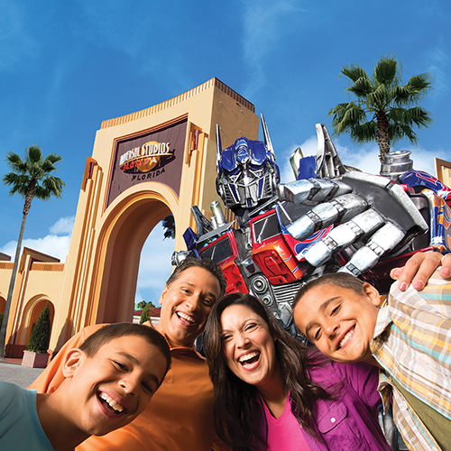 Exclusive Universal Orlando Packages