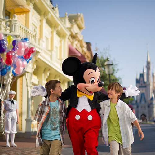 Disney SELECT Tour Operator