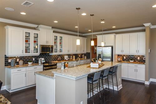 Grandview Model Kitchen