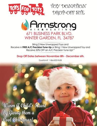 Warm a Child's Heart with a Cool Christmas