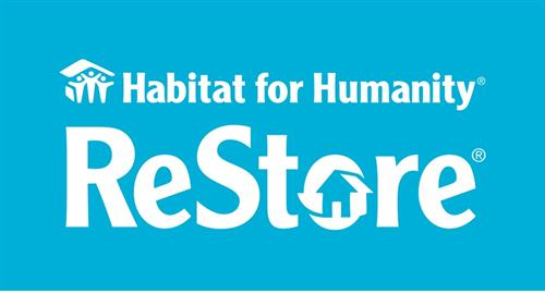 DONATE - SHOP - VOLUNTEER at our ReStore!