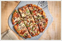 Windy City Works Thin Crust Pizza
