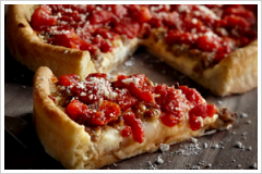 Chicago Classic Deep Dish Pizza