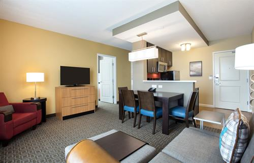 Two-bedroom Suite at TownePlace Suites