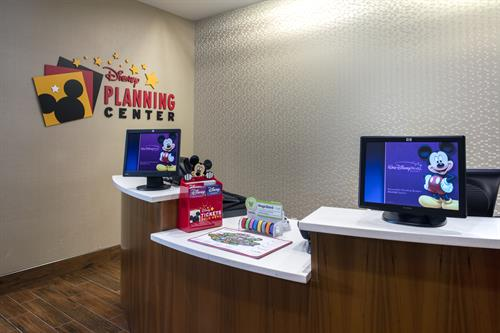 Disney Planning Center at SpringHill Suites