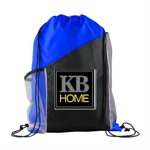 KB Home Drawstring Bag