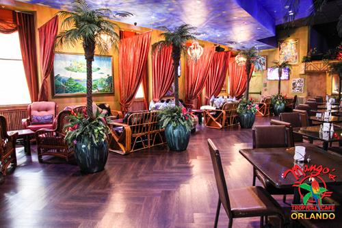 2nd Floor Cabana Lounges