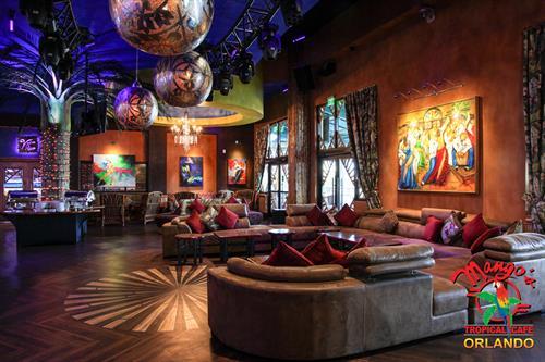 2nd Floor VIP Area