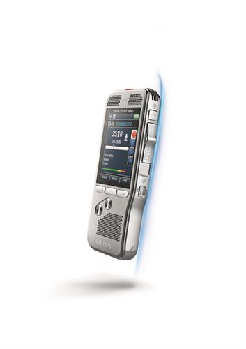 The Philips DPM 8000 is the industry leader in voice recording