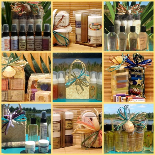 Beautiful Gifts for every occasion. Our Sampler gifts offer a variety of scents to choose from