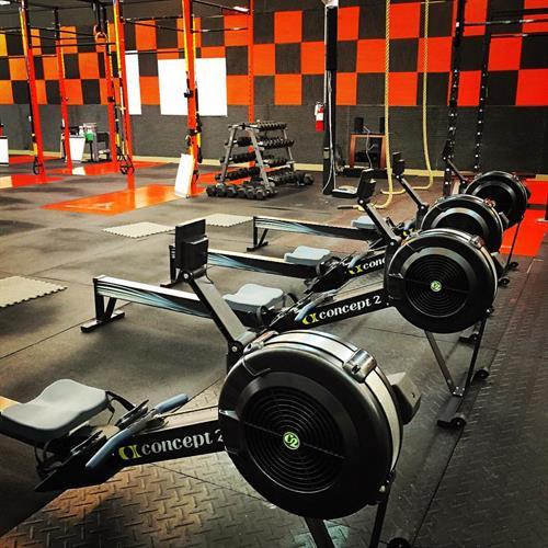 Row Machines!