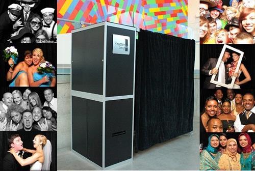 Photobooth, open air photobooth