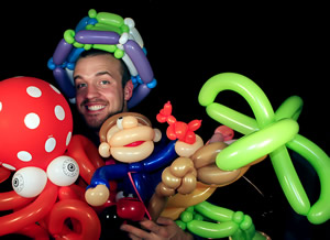 Balloon Twister Entertainer